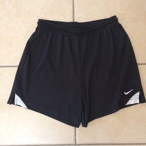 Nike DriFit Men's Soccer Shorts Black